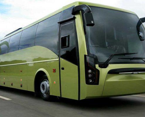 اجاره میدل باس، اتوبوس و مینیبوس